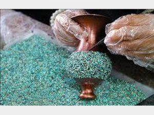 ظروف فیروزه کوب صادراتی
